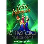Celtic Woman Emerald Live In Concert - DVD / Clássica