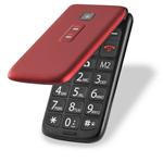 Celular Flip Vita Dual Chip MP3 Vermelho Multilaser - P9021 P9021
