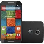 "Celular Motorola Moto X 2nd Geração Xt1098 16gb 4g 5.2"" 13mpx Preto"