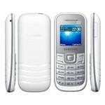 Celular Samsung E1205 Desbloquado 1 Chip Branco