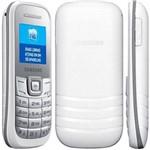 """Celular Samsung E1207Y Dual Sim 900/1800 Tela 1.52"""" Rádio FM Branco"""