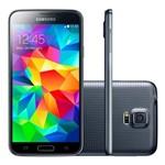 Celular Samsung Galaxy S5 Mini G-800h/Ds Preto