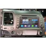 Central Multimídia Honda Civic Antigo M1 Android Tv Full Hd