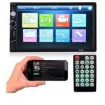 Central Multimidia Mp5 Universal Bluetooth Usb Fm