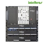 Central Pabx Digital Impacta 140 Rack 4320044 – Intelbras
