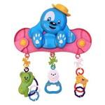 Centro de Atividades Infantil Mobile Baby Gym Pet - Cachorro Azul - Calesita 909