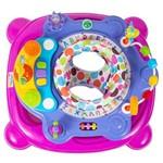 Centro de Atividades Roxo/Rosa - Baby Style