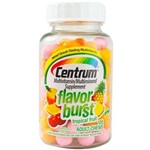 Centrum Flavor Burst Adultos Multivitamínico Tropical Frutas 120 Chews