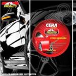 Cera Brilho Polir Autocraft Tradicional 200g Proauto