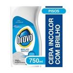 Cera Líquida Bravo Classic Incolor 750 Ml