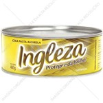 Cera P Ingleza Amarelo Caixa com 12 - 400gr