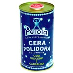 Cera Polidora Automotiva 500ml Pérola