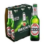Cerveja Beck´s 275ml Caixa (6 Unidades)