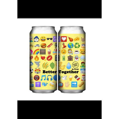 Cerveja Better Together - Lata 473ml