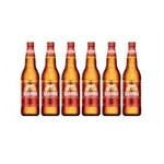 Cerveja Brahma 600ml - PACK 6 Unidades