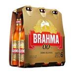 Cerveja Brahma Chopp Zero 355ml Pack (6 Unidades)