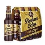 Cerveja Brahma Extra Dark Lager 355ml Pack (6 Unidades)