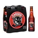 Cerveja Caracu 355ml Caixa com 6 Unidades