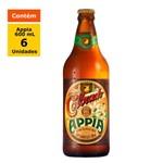 Cerveja Colorado Appia 600ml - Caixa com 6 Unidades