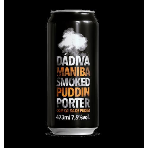 Cerveja Dádiva Smoked Pudin 473ml