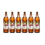 Cerveja Itaipava Litro - PACK 6 Unidades