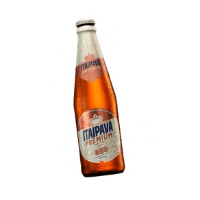 Cerveja Itaipava Premium 355ml (Long Neck)
