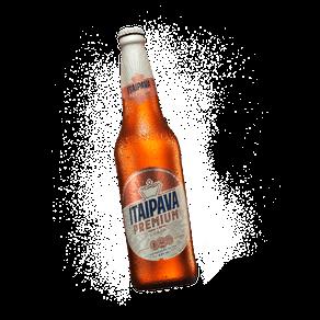 Cerveja Itaipava Premium 600ml (Garrafa)