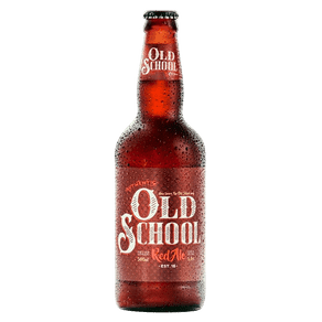 Cerveja Old School Red Ale 500ml