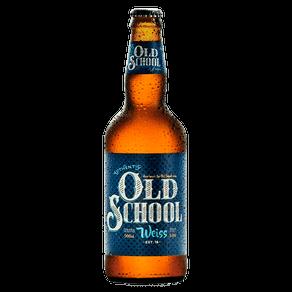 Cerveja Old School Weiss 500ml