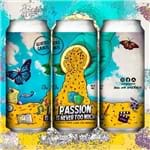 Cerveja Quatro Graus Passion Is Never Too Much Fruit Beer 473ml
