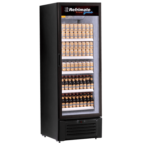 Cervejeira Refrimate, Visa Cooler, 505 Litros, Multiuso, Porta em Vidro - VCC505V - 220V