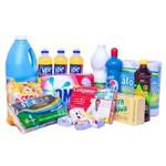 Cesta Básica Limpeza e Higiene C/ 18 Itens