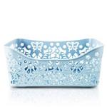 Cesto Organizador Lifestyle Pequeno - Azul - Jacki Design Único Único