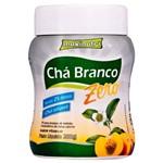 Cha Branco Soluvel Zero 200g Pessego - Maxinutri