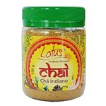 Chá Indiano Chai Lotus (100g)