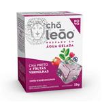 Chá Leão - Chá Preto com Frutas Vermelhas 10 SACHÊS
