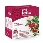 Chá Leão - Frutas Vermelhas 10 SACHÊS