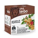 Chá Leão - Gengibre com Especiarias 10 SACHÊS