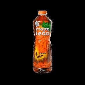 Chá Mate Matte Leão com Pêssego 1,5l