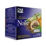 Chá Sublime Noite - Chá Mais - 10 Sachês - 12g