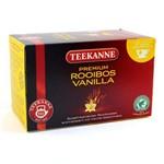 Chá Teekanne Rooibos Baunilha Premium. 20 Sachês