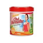 Chá Vermelho Adoçado com Sucralose Tangerina - Unilife - 220g