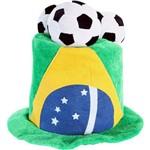 Chapéu 3 Bolas - Sulamericana Fantasias