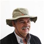 Chapéu com Led Panama Cinza - Nautika