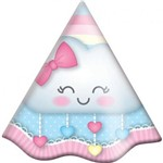 Chapéu de Aniversário Chuva de Amor