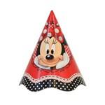 Chapéu de Aniversário Minnie Mouse