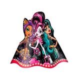Chapéu de Aniversário Monster High Câmera Ação 08 Unidades Regina Festas