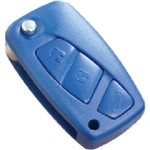 Chave Canivete Linha Vw Azul - Un90546 Todos