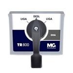 Chave de Transferência Tr-800 Reversão de Linha 30a