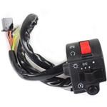 Chave Interruptor de Luz - Magnetron - Suzuki Lado Direito En Yes 125 e Intruder Até 2007